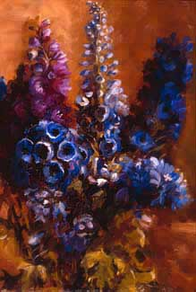 Erin O'Toole oil paintings.